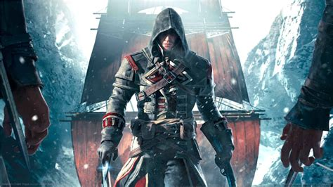 A 4K look to the past — Assassin's Creed Rogue Remastered