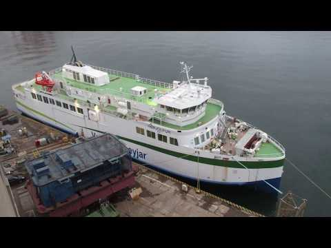 Visit Westman Islands - Ferry Herjólfur Tours to