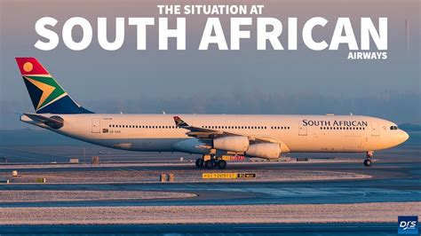 What's Going On At South African Airways? - YouTube