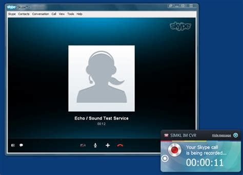 Backup Your Skype Chat & Audio Conversations Online With