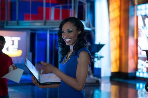 Ladies First: ESPN's Cari Champion On Taking Charge In A