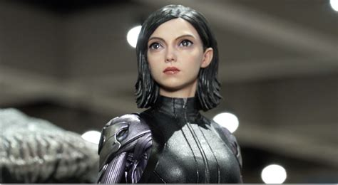 This Alita Battle Figure Looks Cooler Than the Trailer