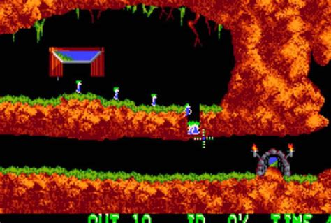 Lemmings returns on Android and iOS - Green Man Gaming