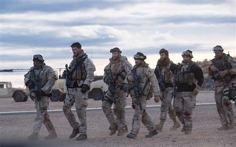 Movie review: '12 Strong' - Daily Bruin