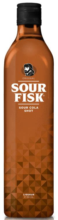Sour Fisk Sour Cola — Chris Wine & Spirits