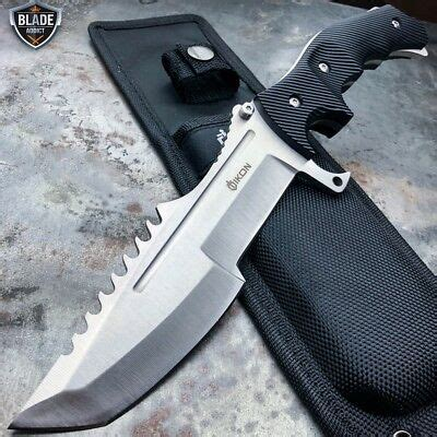 """11"""" CSGO Tactical Hunting Tracker FIXED Blade Survival"""