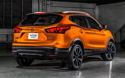 2018 Nissan Rogue Sport SL - Wallpapers and HD Images